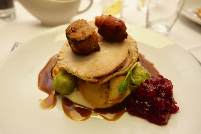 Turkey Christmas Dinner Newcastle Blog Review