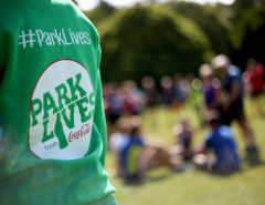 blog review of parklives with cocacola