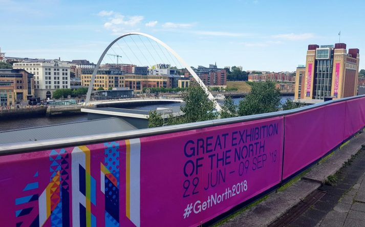 whats on in newcastle summer 2018