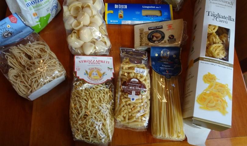 Italian Food Products