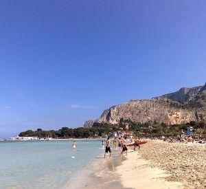 Top beaches of Italy