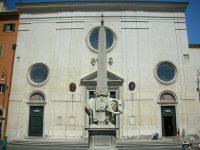 Santa Maria Sopra Minerva in Rome
