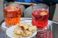 The old history of Aperitivo