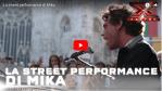 Mika in Milan