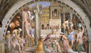 The many mysteries of Raffaello's life