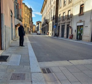 What is allowed in the red zone in Italy in March 2021
