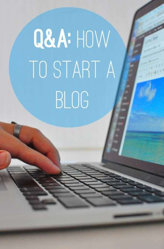 How To Start a Self-Hosted Blog