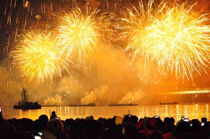 Busan 2014 Fireworks Festival