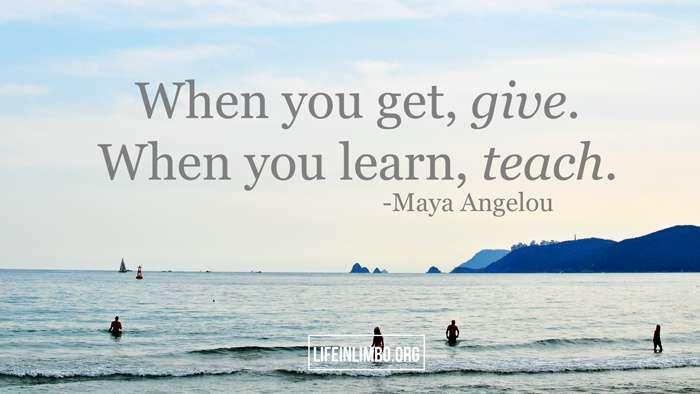 Beautiful Maya Angelou Quote Free Wallpaper Download U003eu003e Life In Limbo