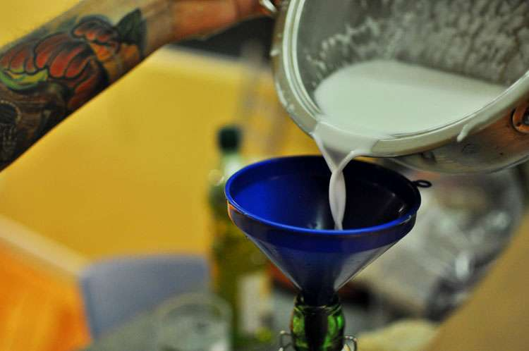Coconut Milk >> Life In Limbo