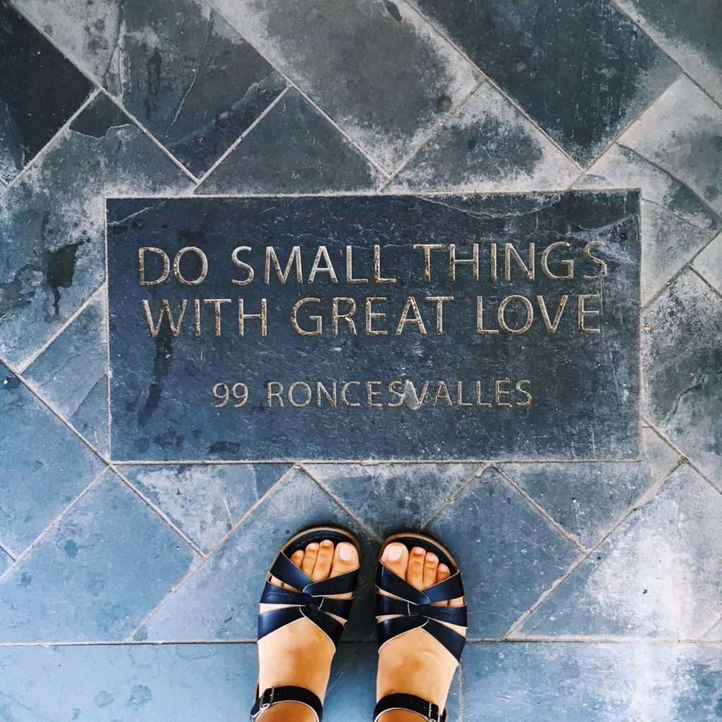 Small Change, Big Change >> Life In Limbo