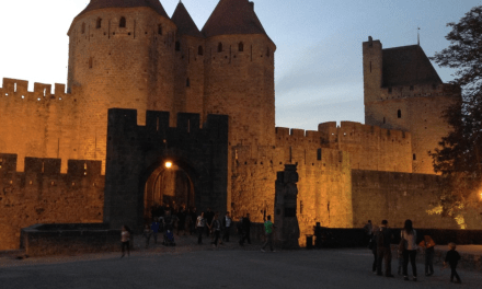 Medieval Charm at Carcassonne