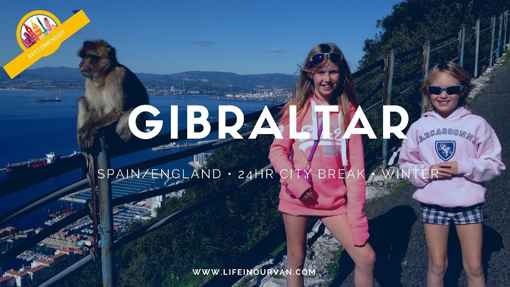 Gorgeous Gibraltar – stunning day!