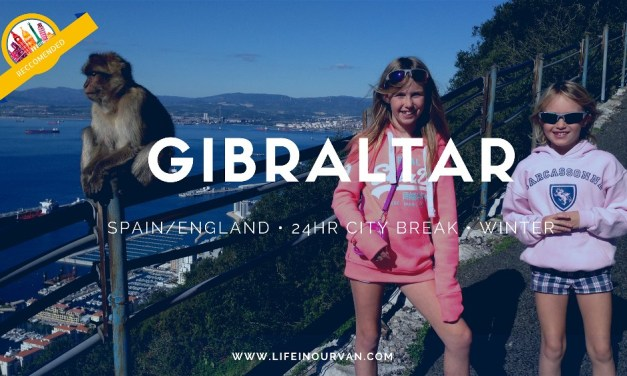 Gorgeous Gibraltar – stunning day!