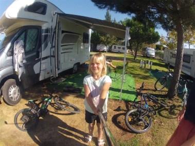 cadiz campsite with kia and rana 1