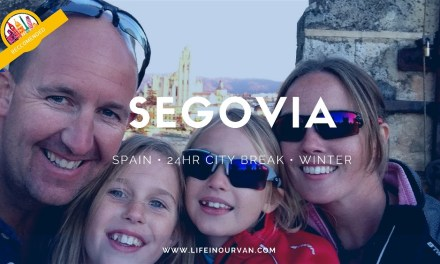 Exquisite Segovia…