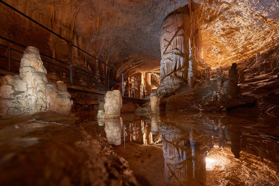 A True European Highlight | Postojna Caves, Slovenia