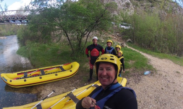 River Rafting on the Cetina with Split Adventures…