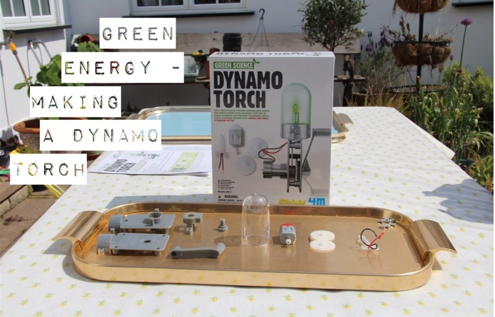 Green Energy & Conservation – Topic of the week in our homeschooling curriculum
