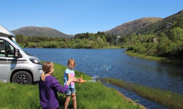 Campsite Review | Bratlands | Bergen | Norway