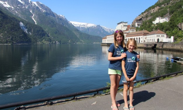 Learning about Green Energy…. HydroElectric Pionners (Norwegian style)