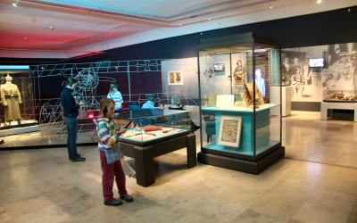 Ghent's Inspiring Museums Offers a Day of Family Fun for Everyone.