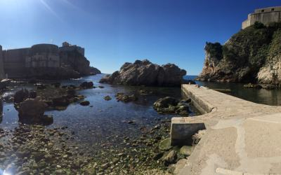 Exploring Dubrovnik with a Family: Time to go Sea Kayaking!