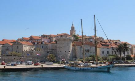 Motorhoming in Croatia : Don't miss exploring Korčula's undoubted charms!