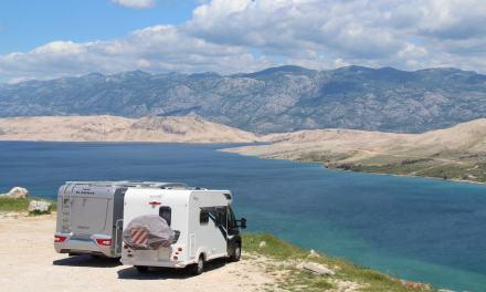 Motorhoming in Croatia | Heading South from Camping Šimuni to Zaton Holiday Resort