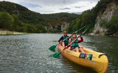 Kayaking the Ardeche Gorge | Top 5 European Kayaking Adventures