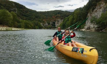 Kayaking the Ardeche Gorge   Top 5 European Kayaking Adventures