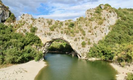 France | Why the Ardéche Gorge makes it into our 'Top 10 European Instagram Worthy Views'