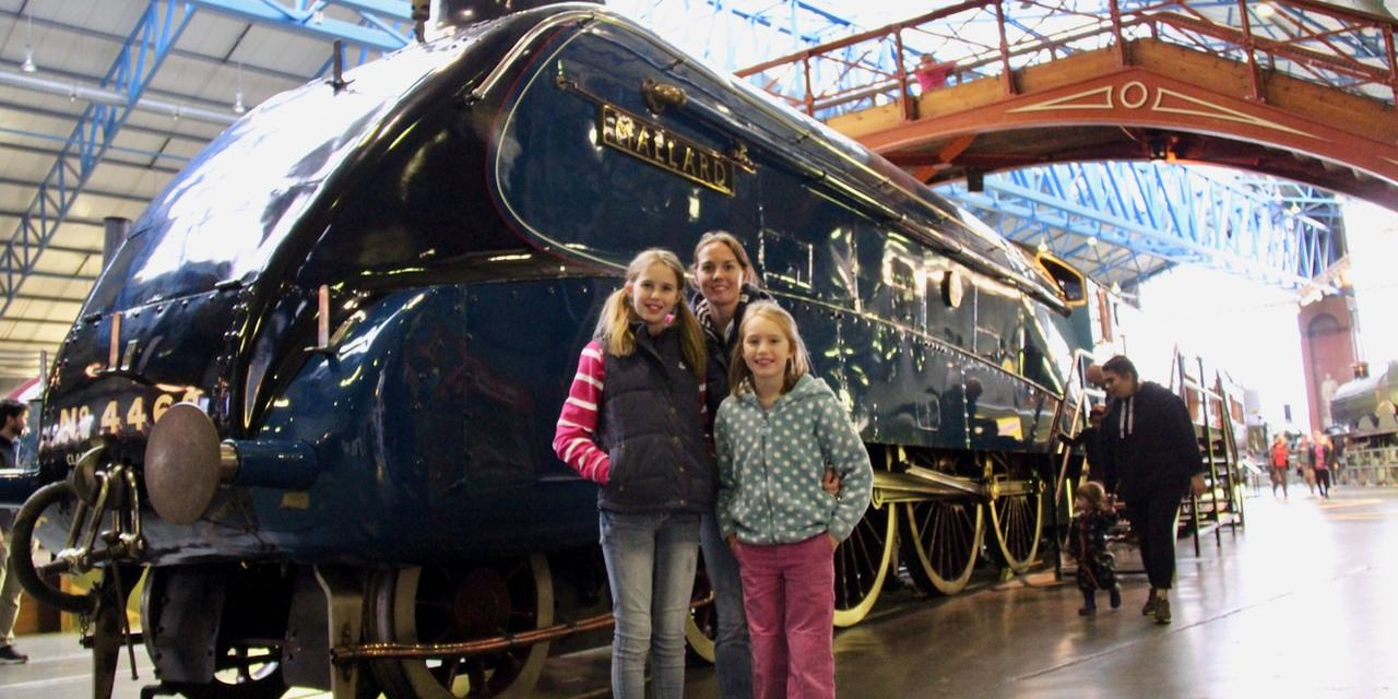 Exploring the World's Most Iconic Railway Engines in York