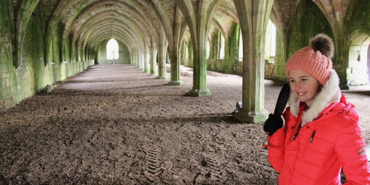 Fountains Abbey & Royal Studley Park   A Snapshot of Medieval Monastic Life in Yorkshire
