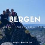 LifeinourVan City Review | Bergen | Norway