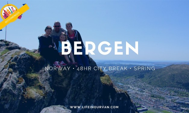 LifeinourVan City Review | Bergen | Norway