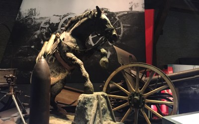 Chance to get the human angle on the WW1 experience at 'In Flanders Field' Museum, Ypres
