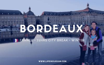 LifeinourVan City Reviews | Bordeaux | France
