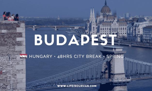 LifeinourVan City Reviews | Budapest | Hungary