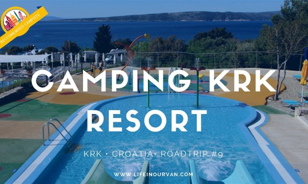 Campsite Review | Camping Krk Resort | Krk | Croatia