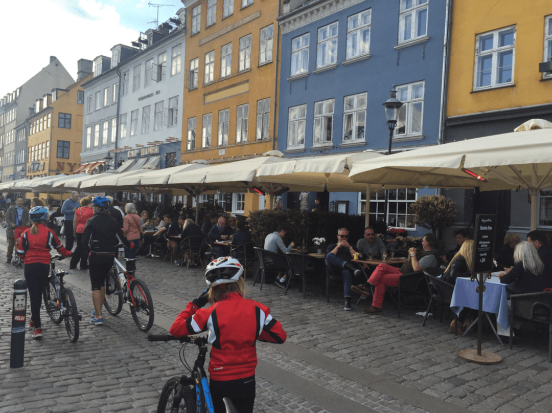 Copenhagen by bike 5-min