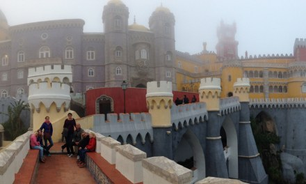 Sintra Palace and a trip to the Atlantic Coastline!