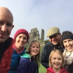Exploring Corfe Castle & Lulworth Cove