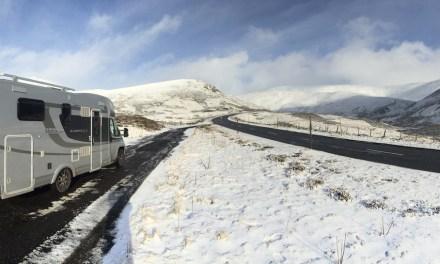 Lifeinourvan Europe Roadtrip | Dashcam Footage | Scotland | Cairngorms