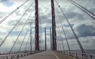 Lifeinourvan Europe Roadtrip | Dashcam Footage | Denmark