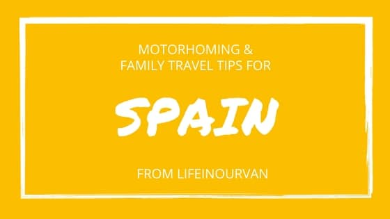 Spain Travel Blog