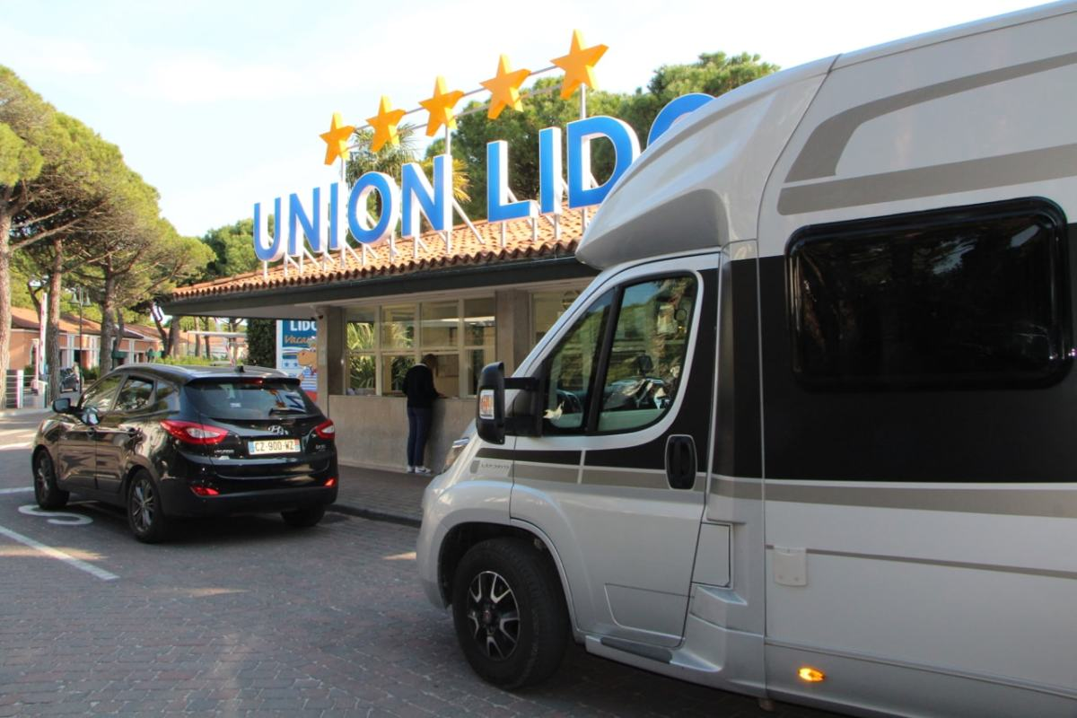 Union Lido Campsite | Finding Luxury, Comfort & Family Fun in Venice
