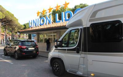 Union Lido Campsite | Finding Luxury, Comfort & Family Fun in Venice