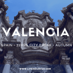 LifeinourVan City Reviews | Valencia | Spain