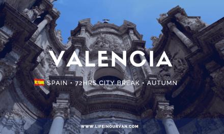 LifeinourVan City Reviews | Valencia | Spain